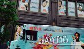 """Orange est le nouveau noir """"Food Truck servir jusqu'à la Fare"""" Tasteless de comme il frappe la ville de Mexico, New York et Los Angeles?"""