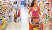 discounters différence et supermarchés - formes d'achat en Allemagne brièvement