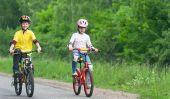 Conduire en orages vélo - ce qui est important ici