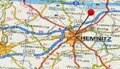 Les pistes cyclables dans et autour de Chemnitz - donc vous combinez le sport et la culture