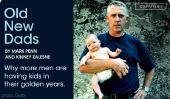 Pourquoi plus d'hommes ont des enfants dans leurs années dorées.  Par Mark Penn et E. Kinney Zalesne.