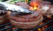 10 façons d'obtenir votre Barbecue: Steaks