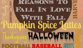 26 Raisons pour tomber en amour avec l'automne