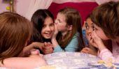 Pajama Party - Jeux et des idées pour une soirée entre filles