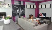 Petit appartement et confortable en Europe de l'Est