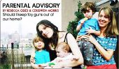 Dois-je autoriser des armes-jouets dans la maison?  Parental Advisory de Babble.