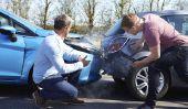 Partage de la responsabilité en cas d'accident avec une voiture de société - informatif