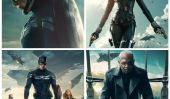 Marvel presse bourré d'action Teaser pour Captain America: The Winter Soldier (VIDEO)