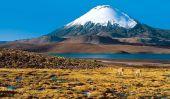 Top 10 des plus hauts lacs du monde