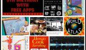 8 applications d'Apple libres de célébrer 5ème anniversaire de l'App Store