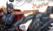 Aujourd'hui dans awesome: Feminist Thor a électrisé les ventes de bandes dessinées de la série