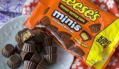 Coupes au beurre d'arachide de Reese dans Mini formulaire?!?  J'ai des problèmes!
