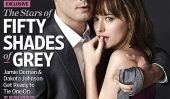Cinquante Shades of Grey Film Cast, Date de sortie & Nouvelles: Jamie Dornan et Dakota Johnson préparer à de nouveaux 50 Shades 2015 Debut Saint-Valentin [PIC]