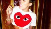 Miley Cyrus MTV Europe Music Awards 2013: Chanteur passe trois heures dans spécial 'Café' A Amsterdam [PIC]
