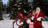Bruit de Santa Claus - Conseils