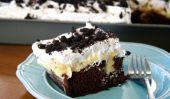 My Secret Love Affair Avec Chocolate Banana Pudding gâteau