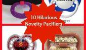 10 hilares Nouveauté Sucettes