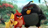 Combien de personnes drôle Pouvez-vous vous situez dans le film un «Angry Birds?  Beaucoup