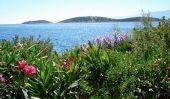 Belles îles grecques - vacances sans tourisme de masse