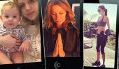 Instagram Best of: Po-photo de Heidi Klum a fait le tour du monde