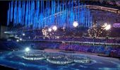 Sochi 2014 Cérémonie de clôture: la Russie accueille Jeux Olympiques le plus cher jamais