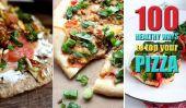 100 façons de santé Top un Pizza