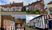 The Crooked Maisons de Lavenham
