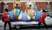 Kate Middleton Update Grossesse Nouvelles 2015: «Grande Kate Wait 'commence comme la duchesse de Cambridge est censément plus d'une semaine en retard
