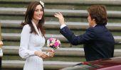 Paul McCartney se marie pour la troisième fois: Est-ce un Shotgun Wedding?  (Photos)