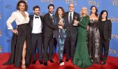 Amazon TV Show 'transparent' remporte le Big au Golden Globes 2015: Casting de la série inaugure Prix à Transgender Communauté [Voir]