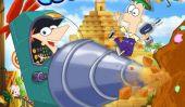 New Phineas et Ferb: Quest for Cool Stuff Jeu Vidéo, le nom dit tout