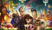 Diego Luna, Channing Tatum Vie pour l'affection de Zoe Saldana à la Journée de Guillermo del Toro du Film Dead-Inspiré 'Le Livre de la Vie »