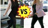 Kim Kardashian Vs.  Jessica Simpson: Style de maternité est plus proche que vous ne le pensez!