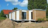 Construction: choisir parmi un catalogue de maisons préfabriquées - que vous devriez être au courant