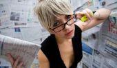 Soins pour cheveux blonds contre teinte verte
