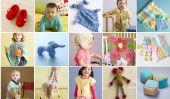 La Saison de Cozy: 25 GRATUIT Knit + Projects crochet pour bébé