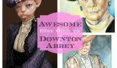 18 Impressionnant Odes Etsy à Downton Abbey