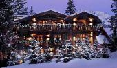 Le Petit Château, un ski de luxe Chalet dans les Alpes françaises
