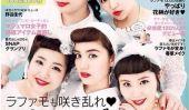 Prendre un coup d'oeil à révolutionnaire premier magazine plus-taille du Japon