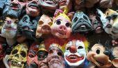Horreur Masques - Les 5 meilleurs