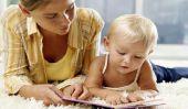 Enseigner à votre enfant une deuxième langue est pas aussi difficile que cela puisse paraître