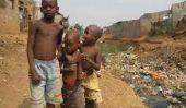 Top 10 des pays les plus pauvres en 2014