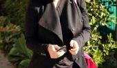 Enceinte!  Pouvez-vous trouver bosse de bébé de Kim Kardashian?  (Photos)