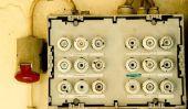 Que rechercher dans une modernisation - l'installation de compteurs électriques