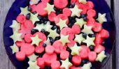 Rouge, Blanc et Mickey: Le 4 juillet Idées vos enfants vont adorer!