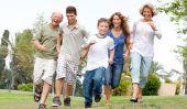 Avec les grands-parents de passer une journée - des idées pour la journée commune