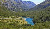 Blue Lake, Nelson, Nouvelle-Zélande - Le lac Clearest dans le Monde