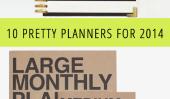 10 jolies planificateurs pour 2014