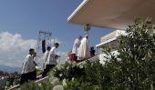 Pape excommunie Frances Tous les membres de la mafia de l'église catholique