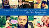 6 parents d'enfants ayant le syndrome de Down partager leurs espoirs pour 2014